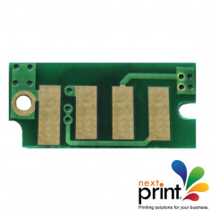 CHIP YELLOW 106R01603 compatibil XEROX PHASER 6000, PHASER 6010, WORKCENTRE 6015 - Chip imprimanta