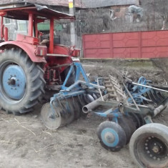 Vand Tractor cu motor aro brasov plus disc