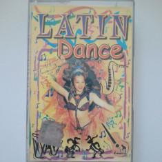 LATIN DANCE - Muzica Latino, Casete audio