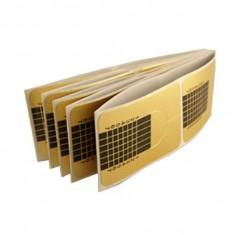 Ustensile - 100 de sabloane pentru constructie unghii false, tipsuri