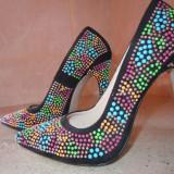 Vand pantofi noi de dama Botinelli marimea 35