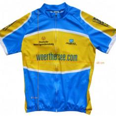 Tricou bicicleta ciclism QWAYO original(tineret L si merge barbati S) cod-171474, Tricouri