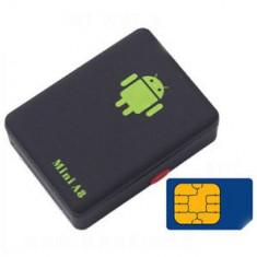 Gadget supraveghere - APARAT GPS MINI A8 Mini Global GPS Tracker A8 GSM/GPRS/GPS MINI A8 nou 2015