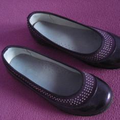 Pantofi fete - Pantofi copii, Culoare: Mov, Marime: 34