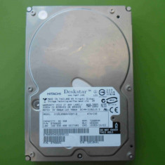 Hard Disk HDD 80GB Hitachi H69205 ATA IDE