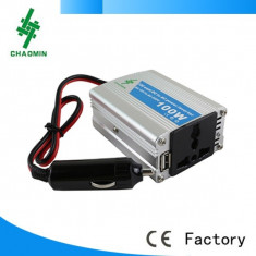 Invertor auto 100w 12V dc-220V ac Chaomin