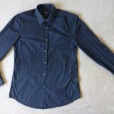 Camasa Hugo Boss Slim Fit; marime 42 (16 1/2): 54 cm bust, 78.5 cm lungime etc. - Camasa barbati, Culoare: Din imagine
