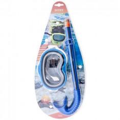 Set de scufundari masca si tub pentru inot marca Intex - Set Scuba diving