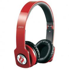 Resigilat - Casti Noontec Zoro HD Red model MF3120R