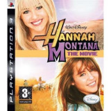 Hannah Montana The Movie Game PS 3