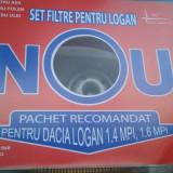Okazie LOGAN Filtre revizie filtru aer si filtru ulei, Dacia, LOGAN (LS) - [2004 - 2012]