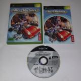 Joc Xbox Classic - Micro Machines - Jocuri Xbox Altele, Actiune, Toate varstele, Single player