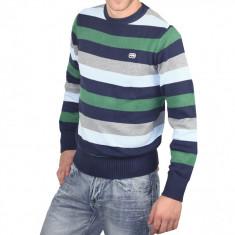 Pulover barbati Ecko Unlimited Core Stripe Sweater #1000000185096 - Marime: S, Marime: S, Culoare: Din imagine