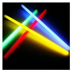 Baston luminos FOSFORESCENT marime 14 inch
