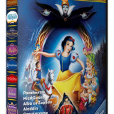 Film animatie Altele, DVD, Romana - Colectie Desene Animate Disney vol.1 - 8 DVD dublate in limba romana