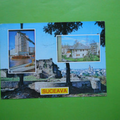 Carti Postale Romania dupa 1918, Circulata, Printata - HOPCT 11267 SUCEAVA -JUD.SUCEAVA [CIRCULATA]