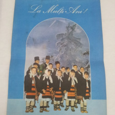 CALENDAR 1988 - ORGANIZAŢIA PIONIERILOR DIN R.S.R - Calendar colectie
