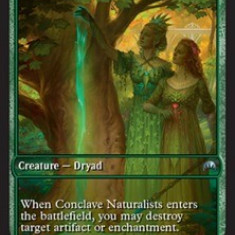 MTG Conclave Naturalists PROMO - Colectii