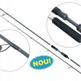 Lanseta fibra de carbon Baracuda Black Pearl 2, 35metri Actiune: A: 8-23g.
