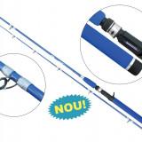 Lanseta fibra de carbon Baracuda Blue Bird casting 2, 1 metri Actiune: 45-85g.