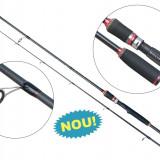 Lanseta fibra de carbon Dinky 2102 Lungime: 2, 1 metri Actiune: 15-50g.