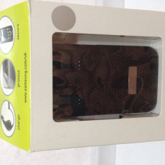 Incarcator telefon Samsung, De masina - Pachet accesorii samsung galaxy ace incarcator auto, 3folii, husa capac original