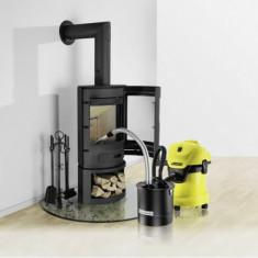 Aspiratoare cu Sac - Aspirator Karcher MV3 Premium Fireplace Kit, umed/ uscat, 1000 W