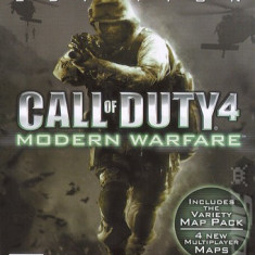 Call of Duty 4: Modern Warfare PC - Jocuri PC Activision, Shooting, 16+, Multiplayer