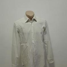 Camasa Hugo Boss Originala - Camasa barbati Hugo Boss, Marime: 38, Culoare: Alb, Maneca lunga
