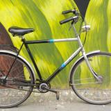 Bicicleta de oras Limit, 24 inch, 28 inch, Numar viteze: 3, Otel, V-brake/torpedo