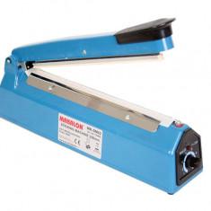 129906-Masina de lipit pungi plastic 250 mm 350 W Makalon