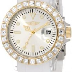 Invicta Women's IBI-10067-006 Gold Dial White | 100% original, import SUA, 10 zile lucratoare af22508 - Ceas dama