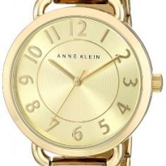 Anne Klein Women's AK 1606BKGB Easy-to-Read | 100% original, import SUA, 10 zile lucratoare af22508 - Ceas dama