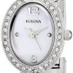 Bulova Women's 96L199 Analog Display Japanese   100% original, import SUA, 10 zile lucratoare af22508 - Ceas dama