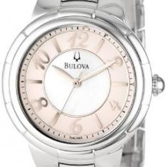 Bulova Women's 96L169 Rosedale Round Bracelet   100% original, import SUA, 10 zile lucratoare af22508 - Ceas dama