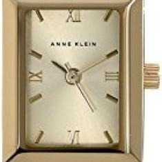 Anne Klein Women's 10 4898CHCB Rectangular | 100% original, import SUA, 10 zile lucratoare af22508 - Ceas dama