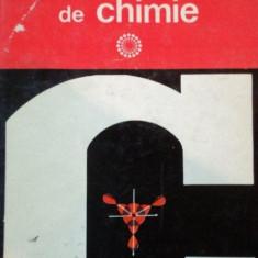 MICA ENCICLOPEDIE DE CHIMIE 1974 - Carte Chimie