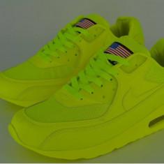 Adidasi barbati Nike, Piele sintetica - Adidas Nike Air Max - Unisex