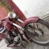 Motocicleta de colectie MZ (1960) - Motocicleta Mz