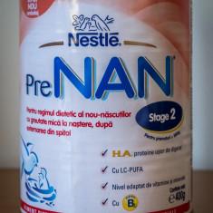 Vand lapte praf PreNAN Stage 2 - Lapte praf bebelusi Nestle, De la 0 luni
