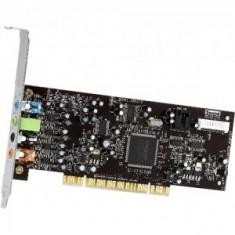 Placa de sunet Creative Audigy SE SB0570 PCI 7.1 - Placa de sunet PC Creative, PCI
