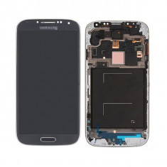 Display LCD cu touchscreen Samsung I9500 Galaxy S4 Dark Grey Ori