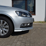 Prelungire extensie fusta spoiler bara fata VW Passat B7 3C FL