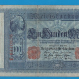 bancnota europa - Germania 100 mark 1910 2