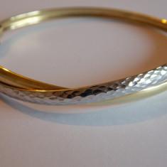 Bratara din aur - Bratara aur 9k