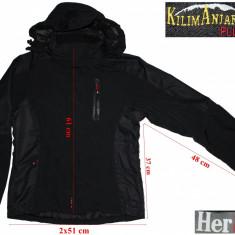 Geaca + geaca intermediara Kilimanjaro Plus, Hertex, dama, marimea XS-S - Imbracaminte outdoor Kilimanjaro, Marime: S, Geci, Femei