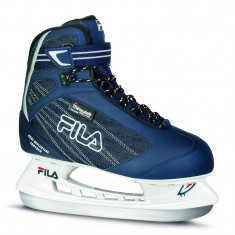 Patine Fila Kerry blue, Marime: 37, 38, 39, 40, 37, 5, 38, 5, 40, 5