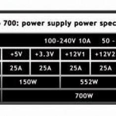 Sursa PC - Sursa OCZ ModXSream Pro, 700W, ventilator 135 mm, PFC Activ