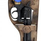 Pistol Cowboy - Plastic - Pistol de jucarie