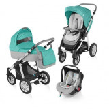 Baby Design Dotty 05 turquoise 2015 - Carucior 3 in 1